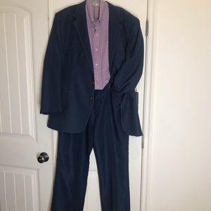 Vintage 70's Levi Suit